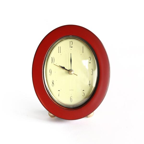 置き時計(本朱)