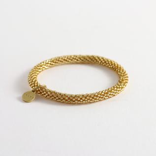 Crochet bracelet delica