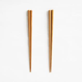お箸セット 竹箸 八角