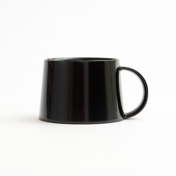 コーヒーカップ(黒)