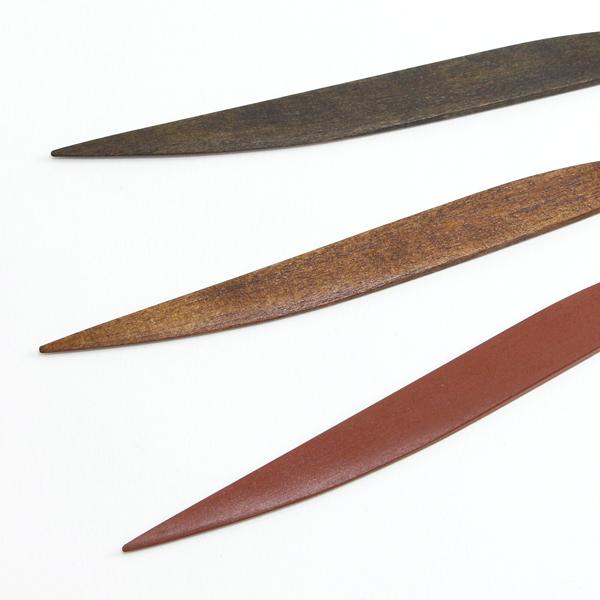 3色の和菓子切り