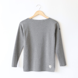 LONG SLEEVE T-SHIRT BREST MERANGE MID GRAY
