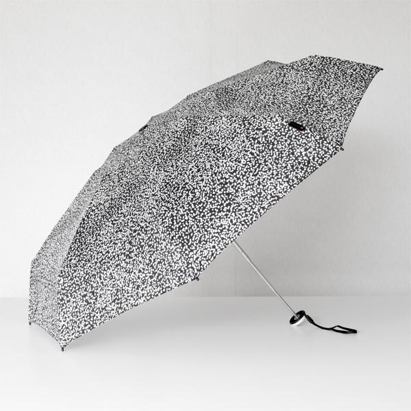 Knirps (クニルプス) 折りたたみ傘 X1 白雨