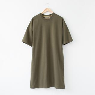 度詰 Tシャツワンピース