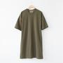 HEAVYWEIGHT T-SHIRT DRESS