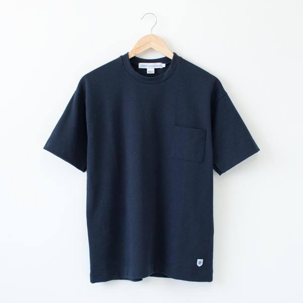 鹿の子Tシャツ(MARINE)