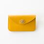 Leather Wallet HILDA