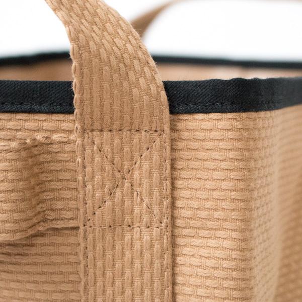 厚手の三河木綿を使った独特な刺し子織り