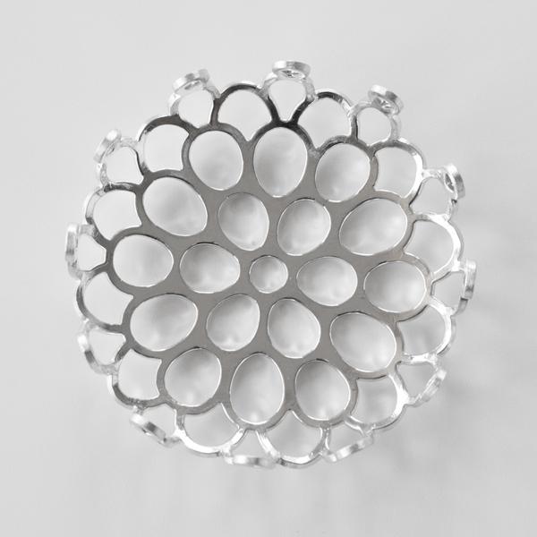 蓮の花をモチーフにしたデザイン