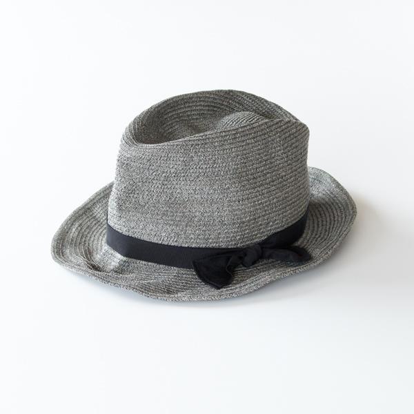 HAT moncean(GREY×BLACK)
