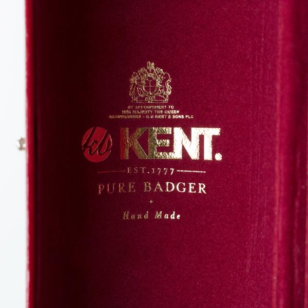 G.B.KENT社は、1777年設立の、英国でもっとも歴史ある高級ブラシメーカーです