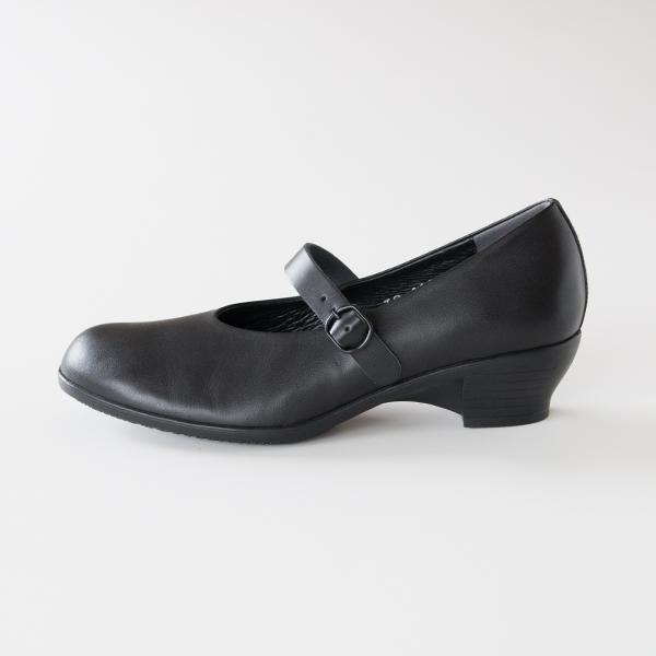 歩きやすさとファッション性のバランスがちょうど良い4cmのソール