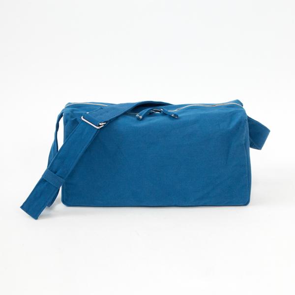 ショルダーバッグ レクタングル(藍)