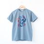 FRUIT PARLOR プリントTシャツ B mucho-HASKAP