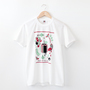 FRUIT PARLOR プリントTシャツ riya-WHITE
