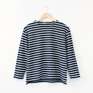 MINI PILE BORDER T-SHIRT