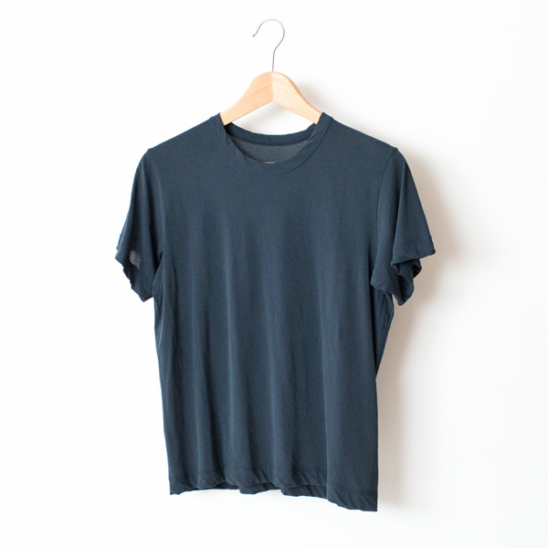 コズモラマ クルーネックTシャツ(SMOKE NAVY)
