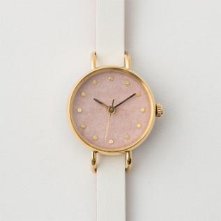 【別注】腕時計 こないろ 桜鼠 レディース