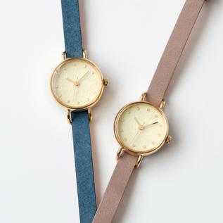 【別注】腕時計 こないろ 垂柳若葉 レディース