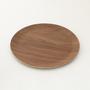 木製タイトリム皿 M