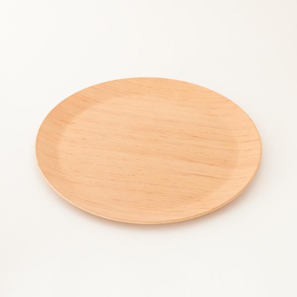 木製タイトリム皿 M(ベイマツ)