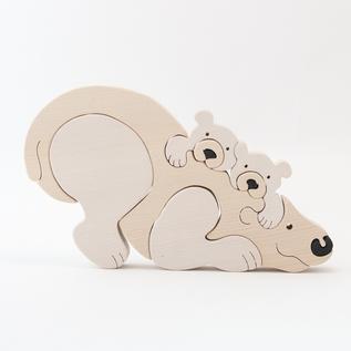 FAUNA  White Bear