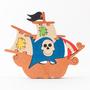 FAUNA ファウナ 乗り物 海賊船
