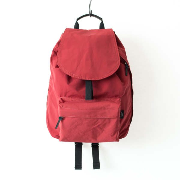 FLAP PACK (リュック)(RED)