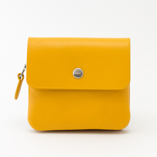 FLAP WALLET S (YELLOW)