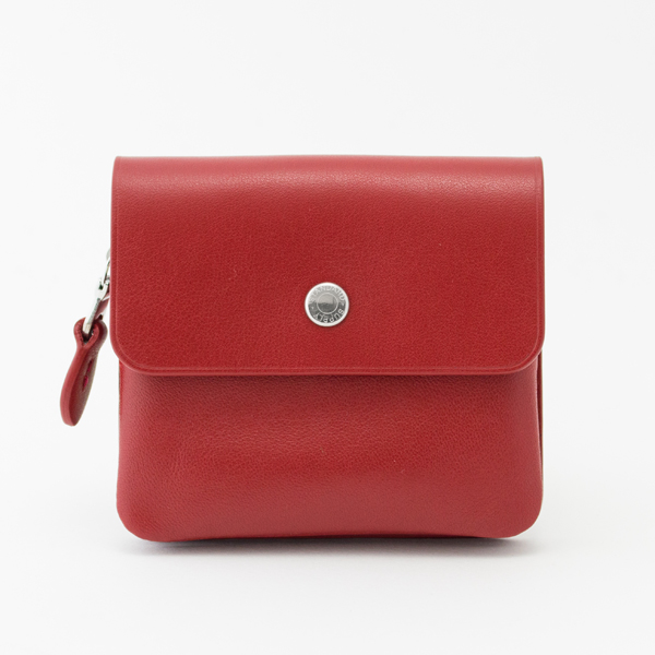 FLAP WALLET S (RED)