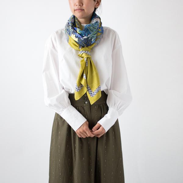 YELLOW/モデル身長:158cm