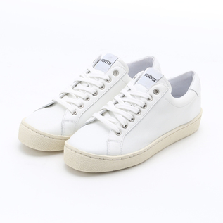 LEATHER SNEAKER ITOH CLASSIC WHITE-WHITE