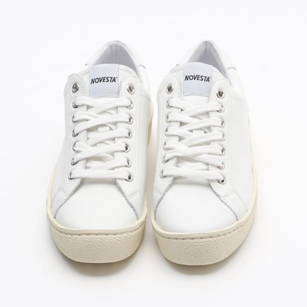 レザースニーカー ITOH CLASSIC WHITE-WHITE