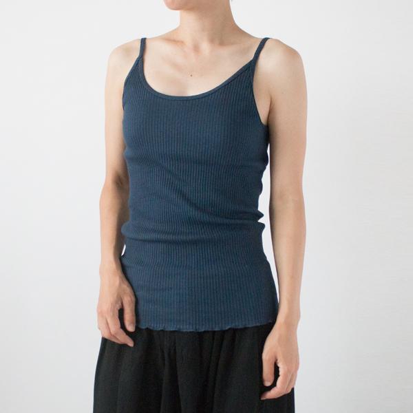 【別注】ログウッドネイビー/モデル身長:158cm