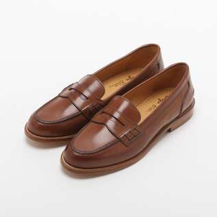 PENNY LOAFER  BROWN