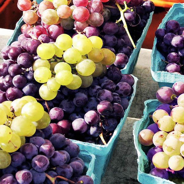 果実から染料を抽出したフルーツ染めです。
