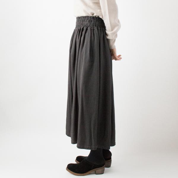 チャコール/モデル身長:158cm