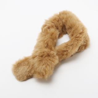 Fur Scarf Baby Alpaca(アルパカファーマフラー)