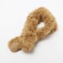 Fur Scarf Baby Alpaca