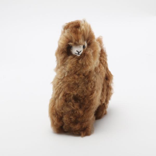 Baby Alpaca Fur Alpaca-brown