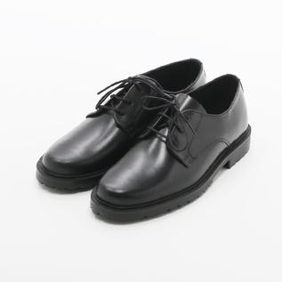 Leather shoes DANON Black patent