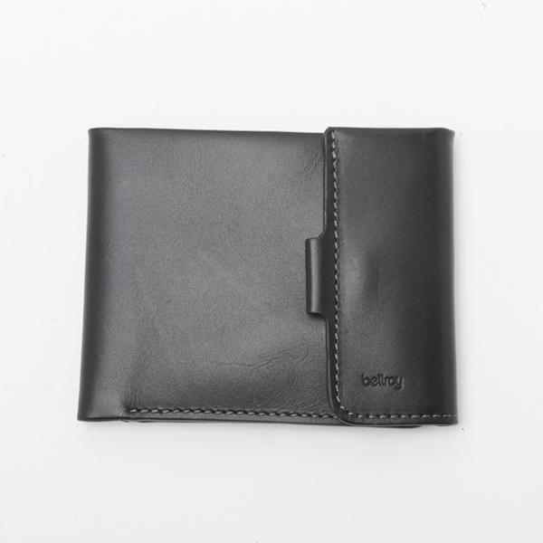 Coin Fold Wallet(BLACK)