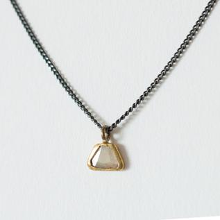 DIAMOND SLICE ネックレス