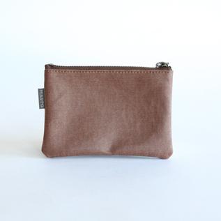 Yaku Sugi canvas pouch 15cm by10cm