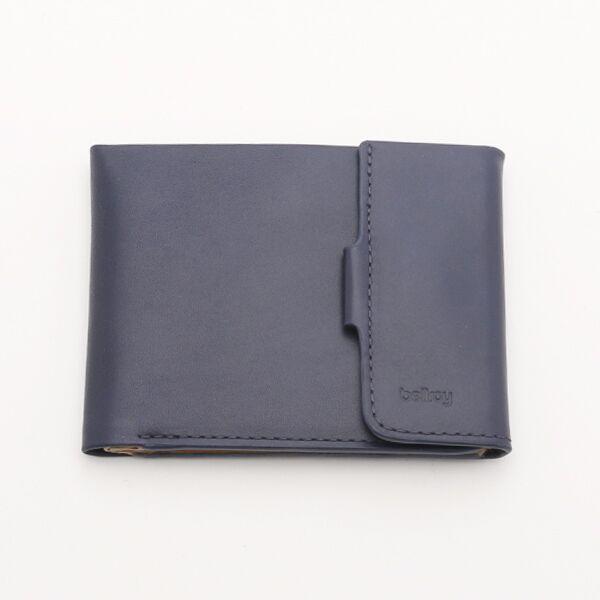 Coin Fold Wallet(NAVY)