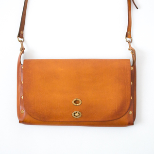 LEATHER 3WAY SADDLE BAG