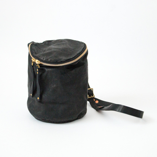 LEATHER CROSSBODY BAG LUUFE