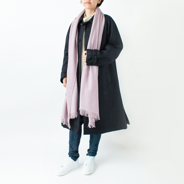 SMOKE PINK/モデル身長:158cm