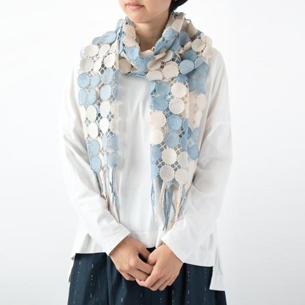 ペールブルー/モデル身長:158cm