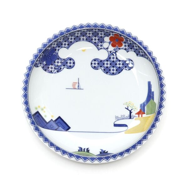 DAILY 7寸皿(SANSUI)